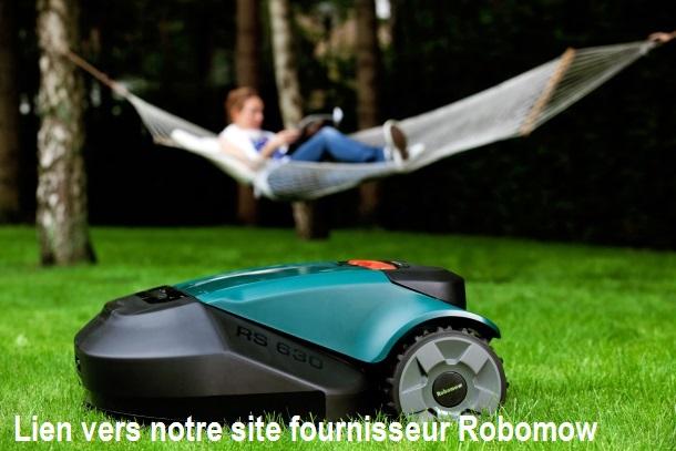 Site Web Robomow