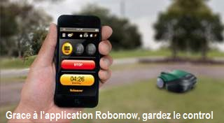 Application Robomow