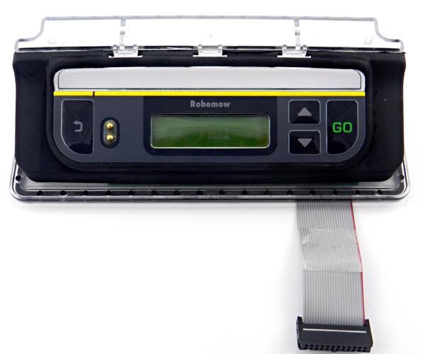 Visuel principal du produit : PANEL LCD RS MSB6340A ROBOMOW