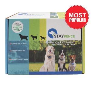 Photo du produit Collier Anti Fugue pour chien compatible Robot-Tondeuse  Stayfence