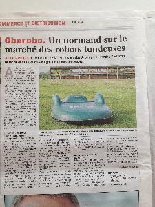 Image de référence de l'article oborobo se positionne sur le marché rouennais