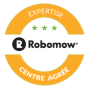 Logo de la certification de centre agréé Maintenance Robomow